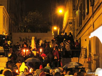 Chants et processions